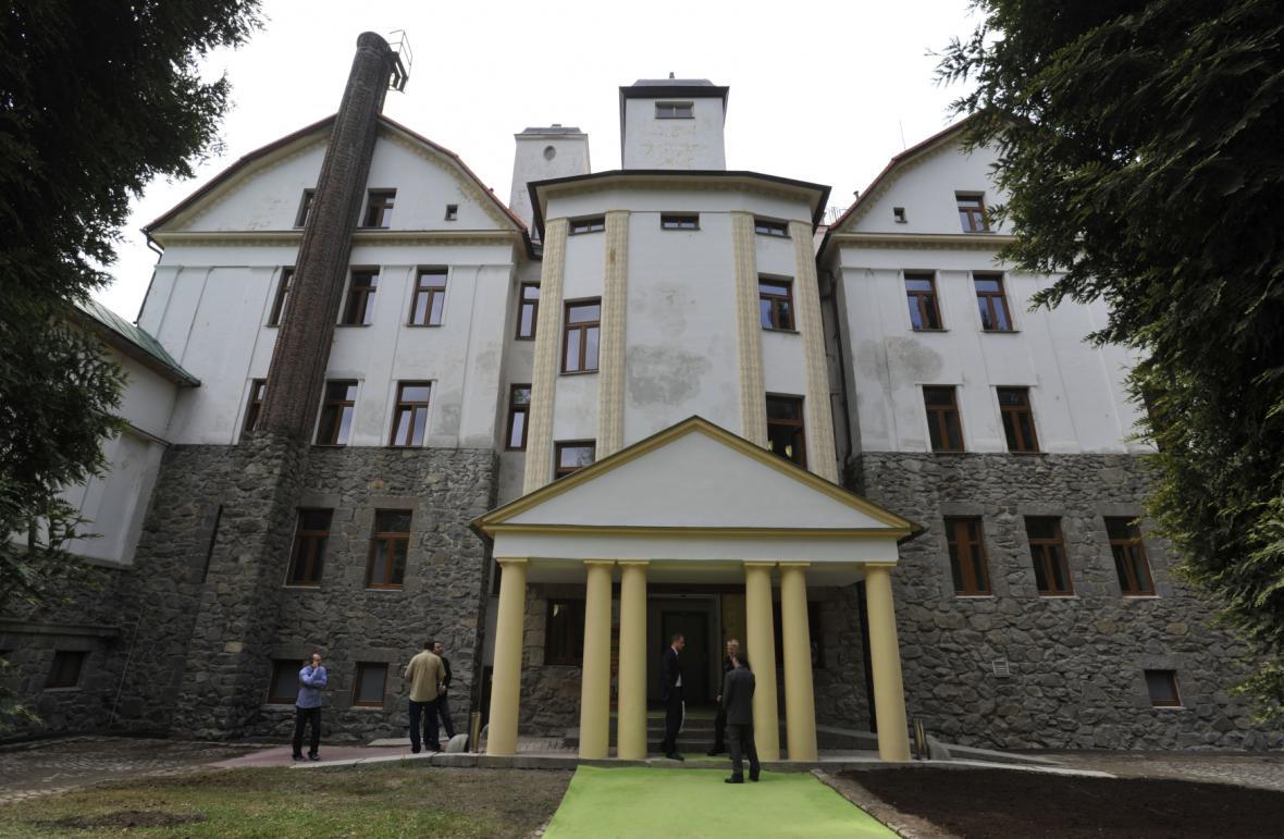 Sanatorium Šárka, Velké Losiny