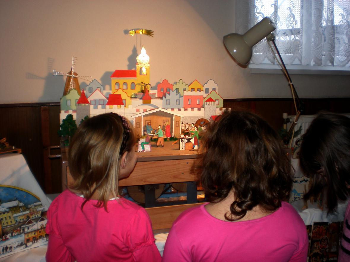 Adventní výstava v Košticích