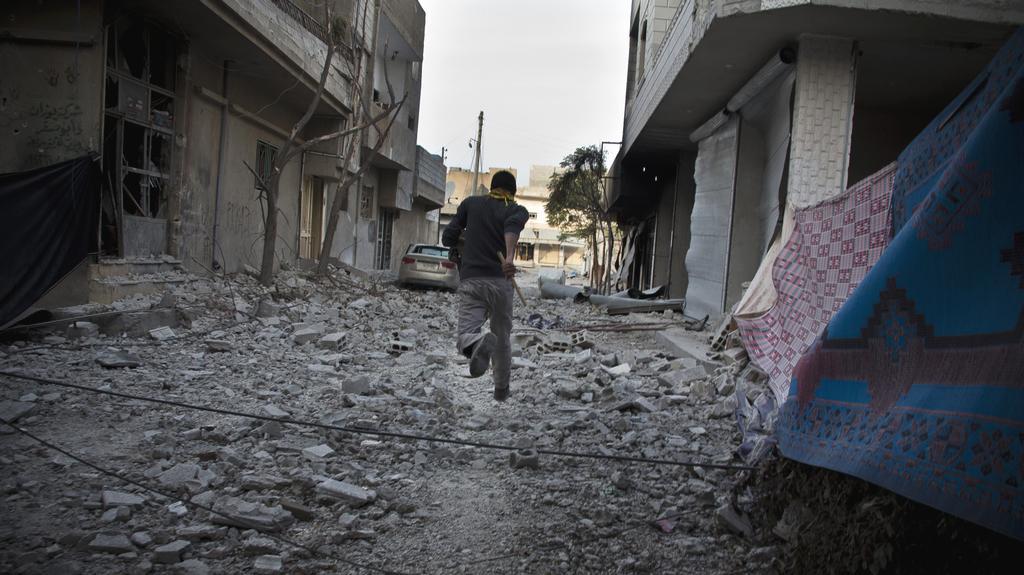 Kurdské jednotky YPG kontrolují zhruba 80 procent Kobani