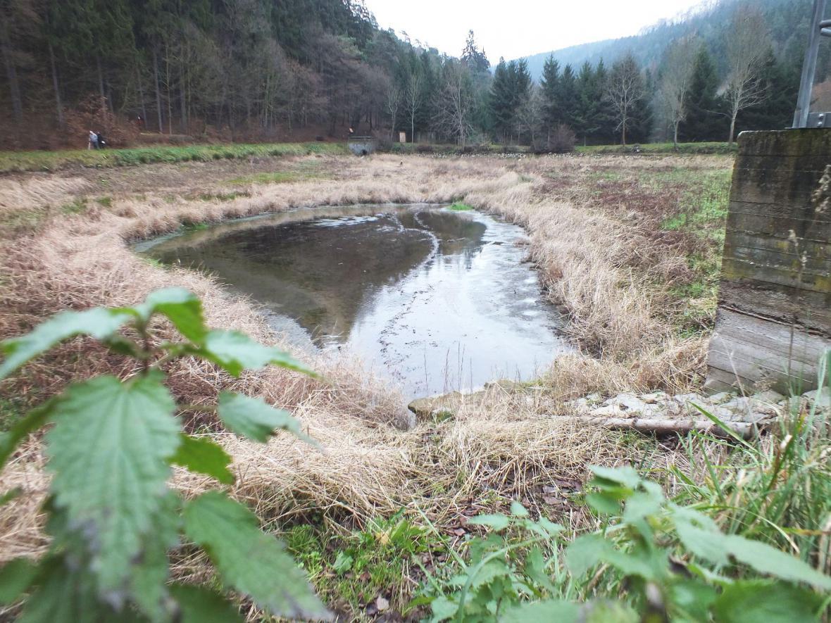 Pilské údolí u Boskovic