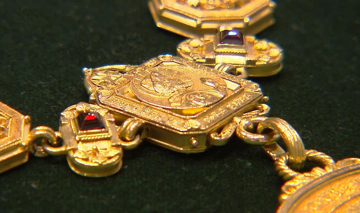 Řetěz pražského primátora