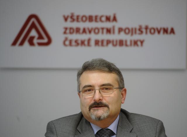 Bývalý ředitel VZP Pavel Horák