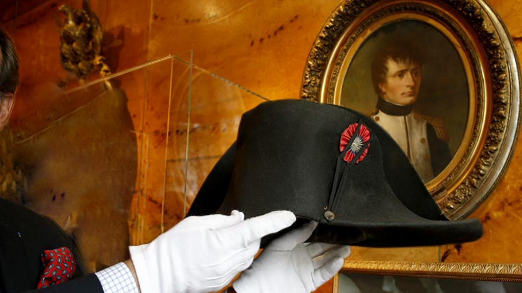 Slavný Napoleonův klobouk