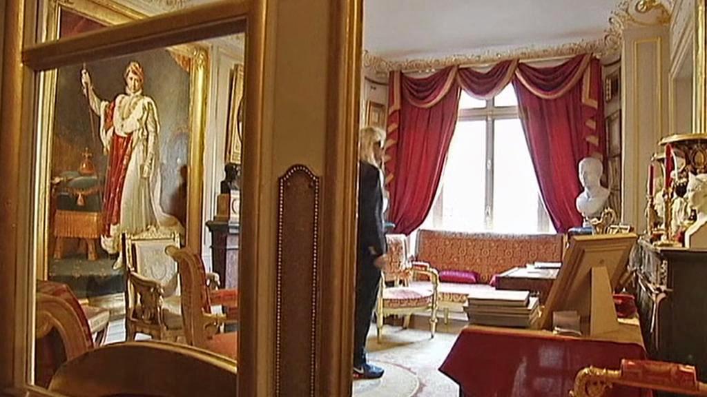 Pierre-Jean Chalancon má byt zařízený v napoleonském stylu