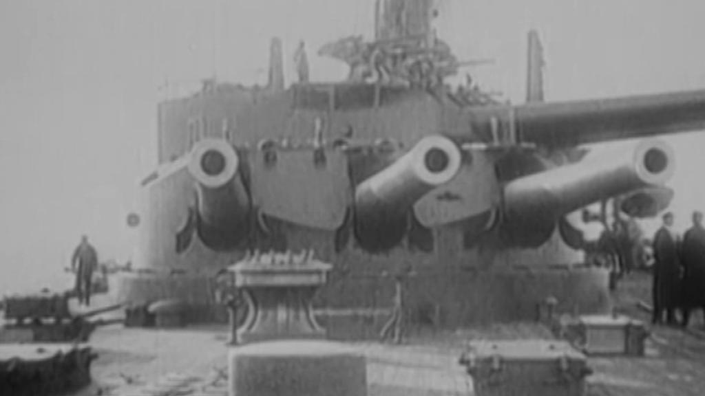 Válečná loď Rakouska-Uherska