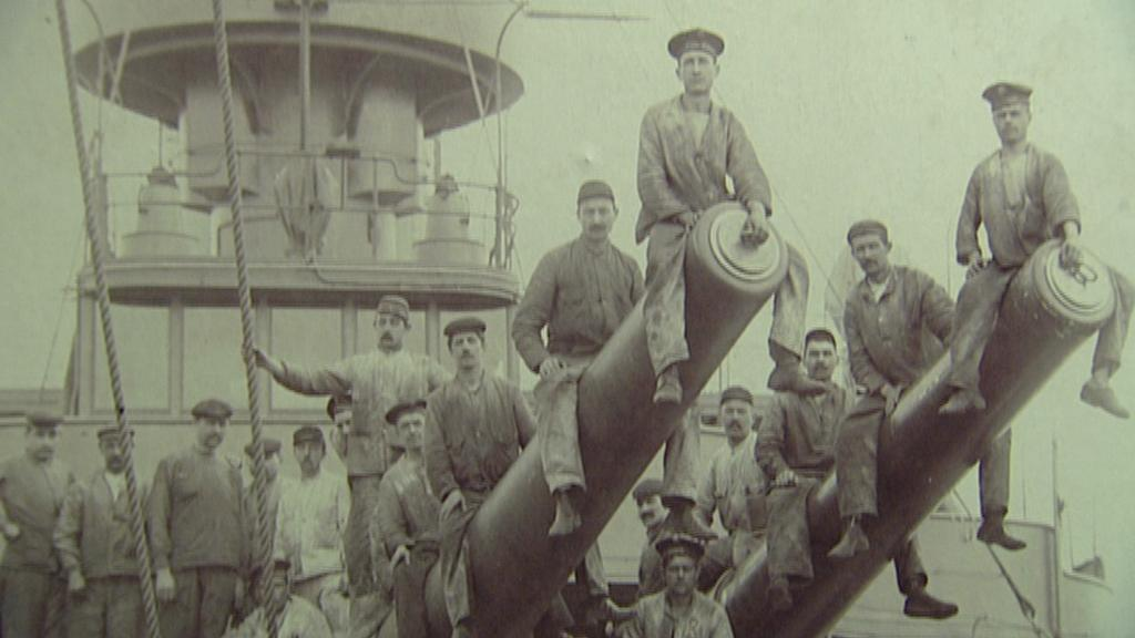 Námořníci Rakouska-Uherska