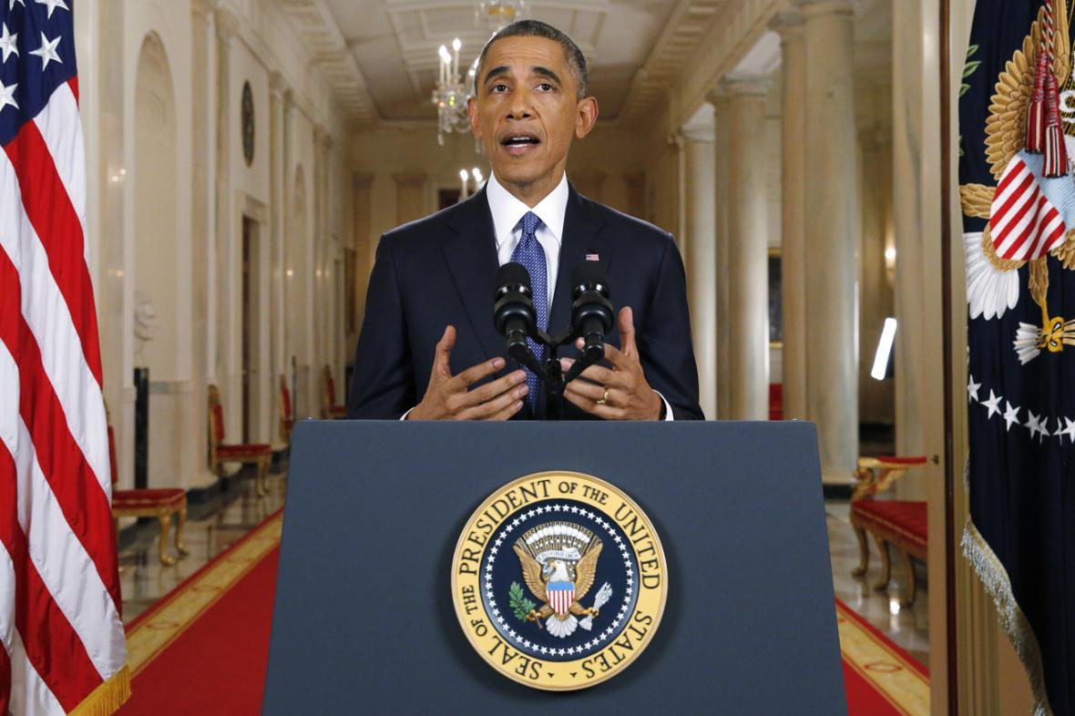 Barack Obama představil imigrační reformu