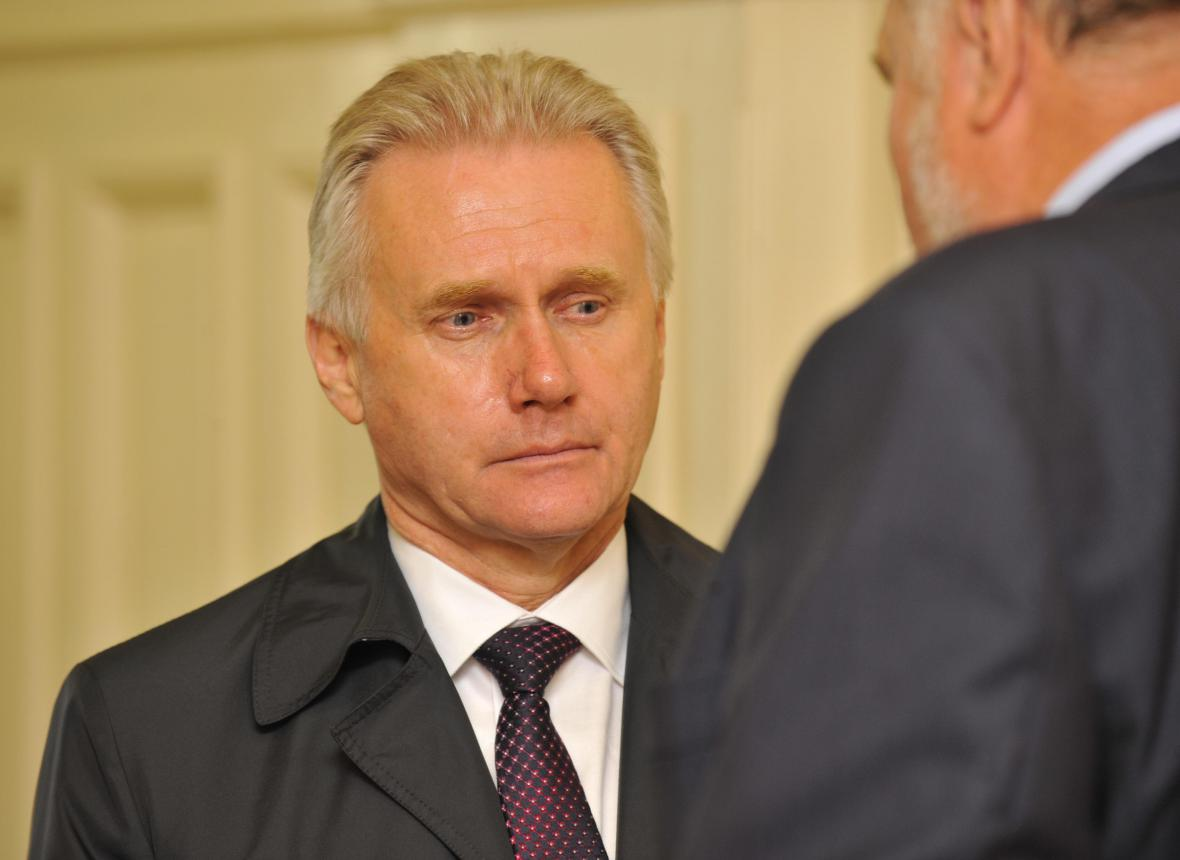 Jiří Lajtoch s obhájcem