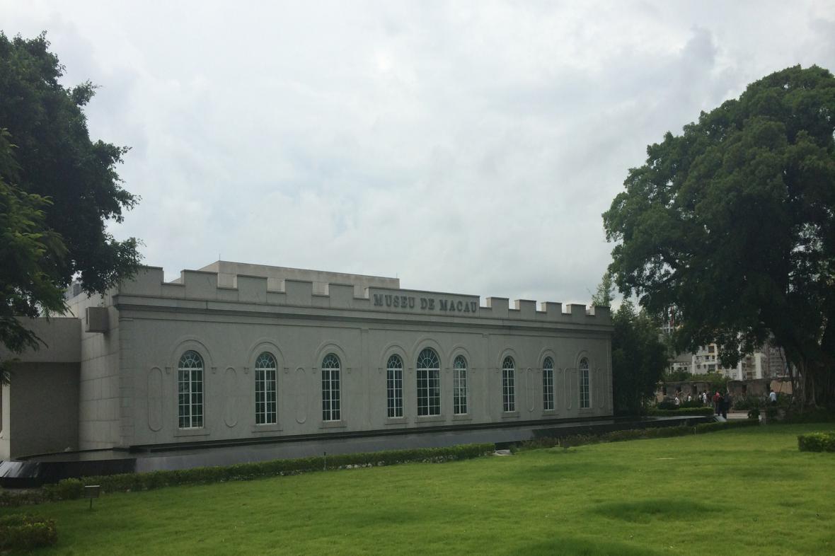 Budova Macajského muzea