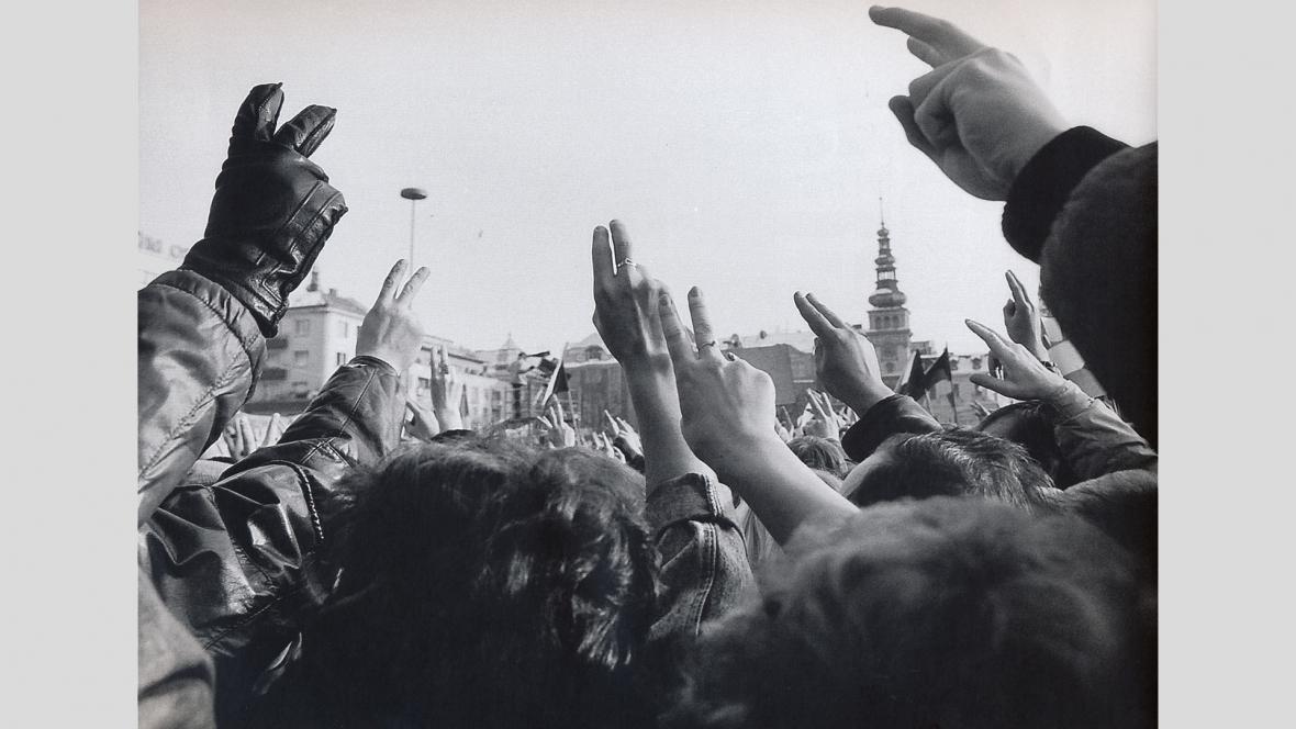 Generální stávka, listopad 1989