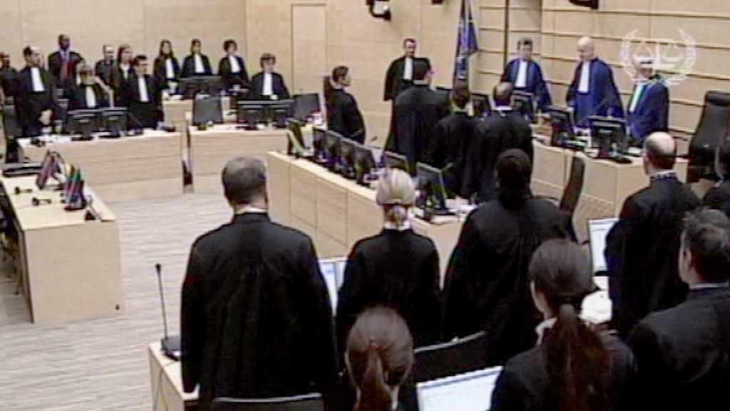 Soud v Haagu