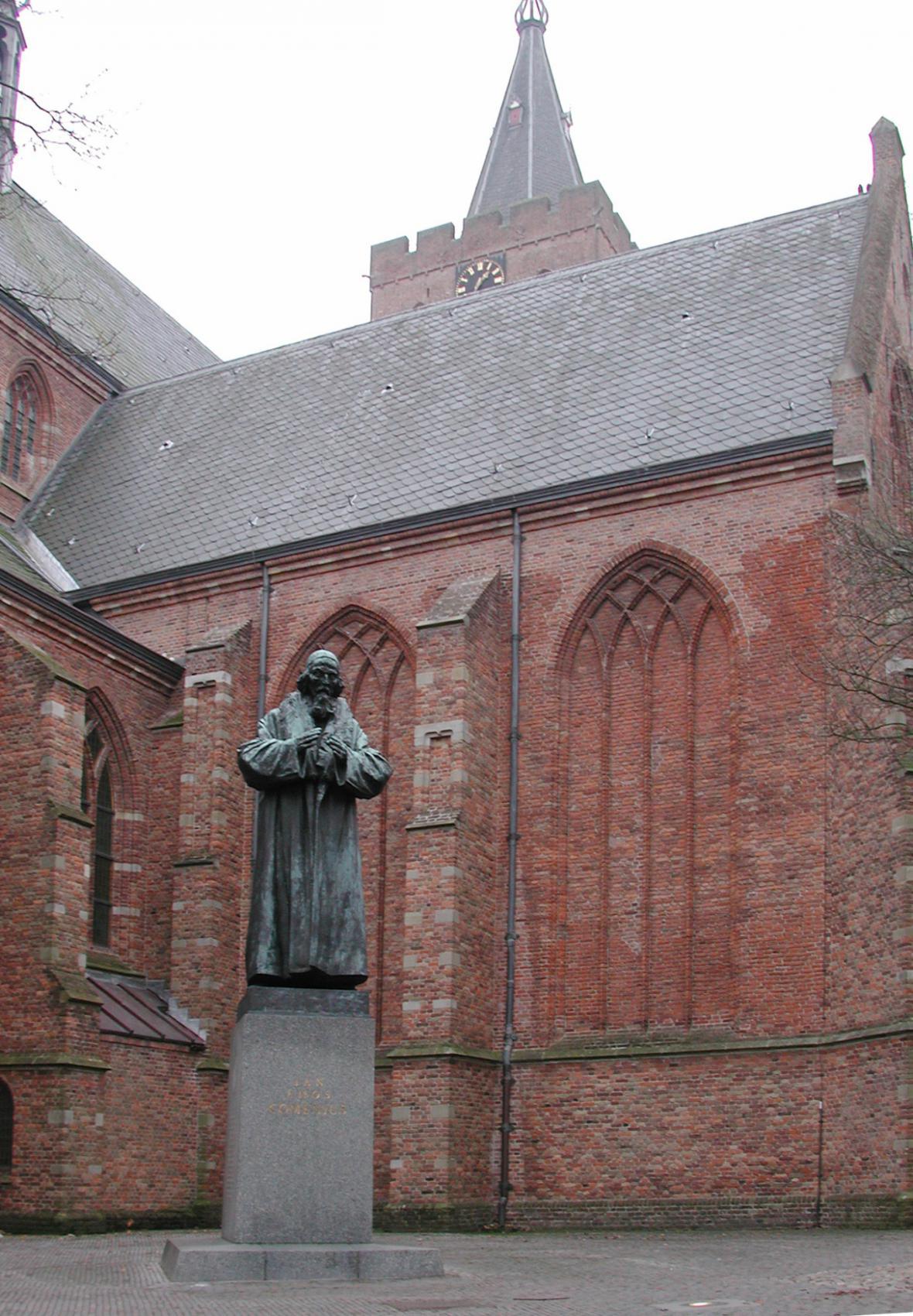 Muzeum Jana Ámose Komenského v Naardenu