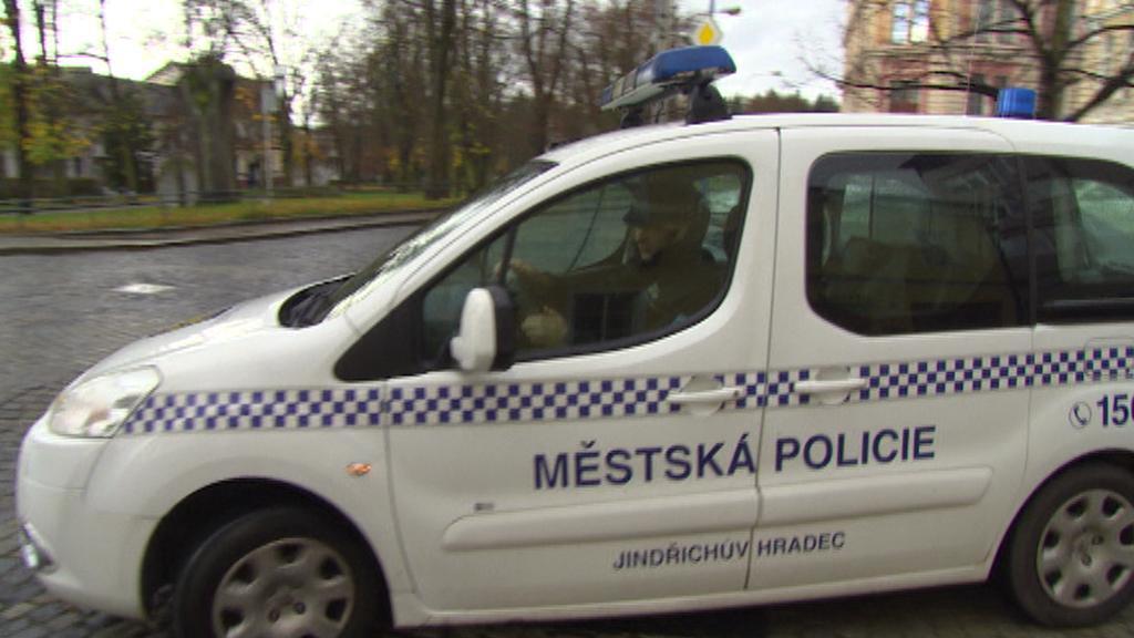 Městská policie Jindřichův Hradec