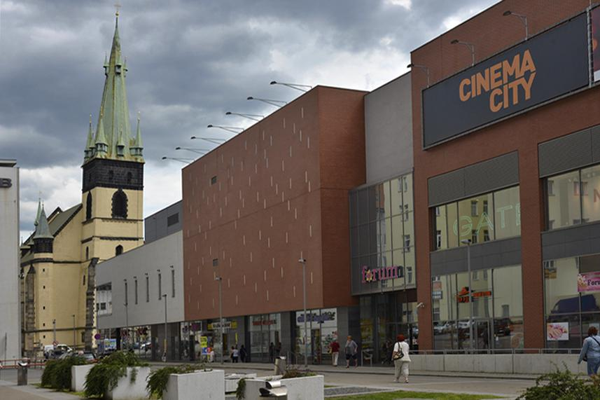 Ústí nad Labem (z Města před rokem 1989 a dnes)