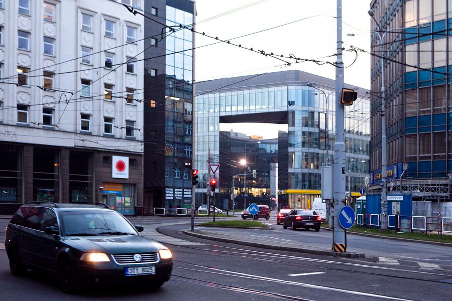 Ostrava (z Města před rokem 1989 a dnes)