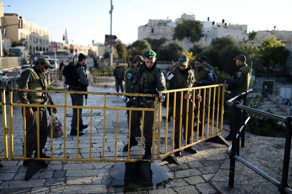 Jeruzalém po dalším útoku