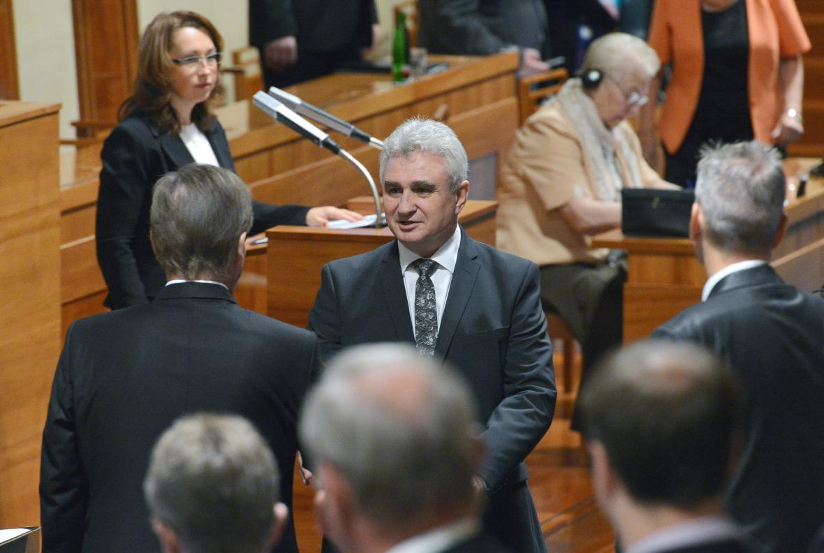Třetí mandát senátora Milana Štěcha