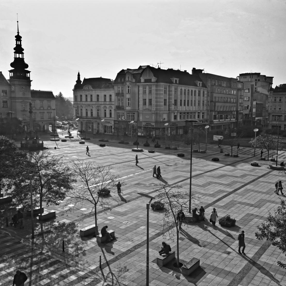 Masarykovo náměstí - Ostrava dnes