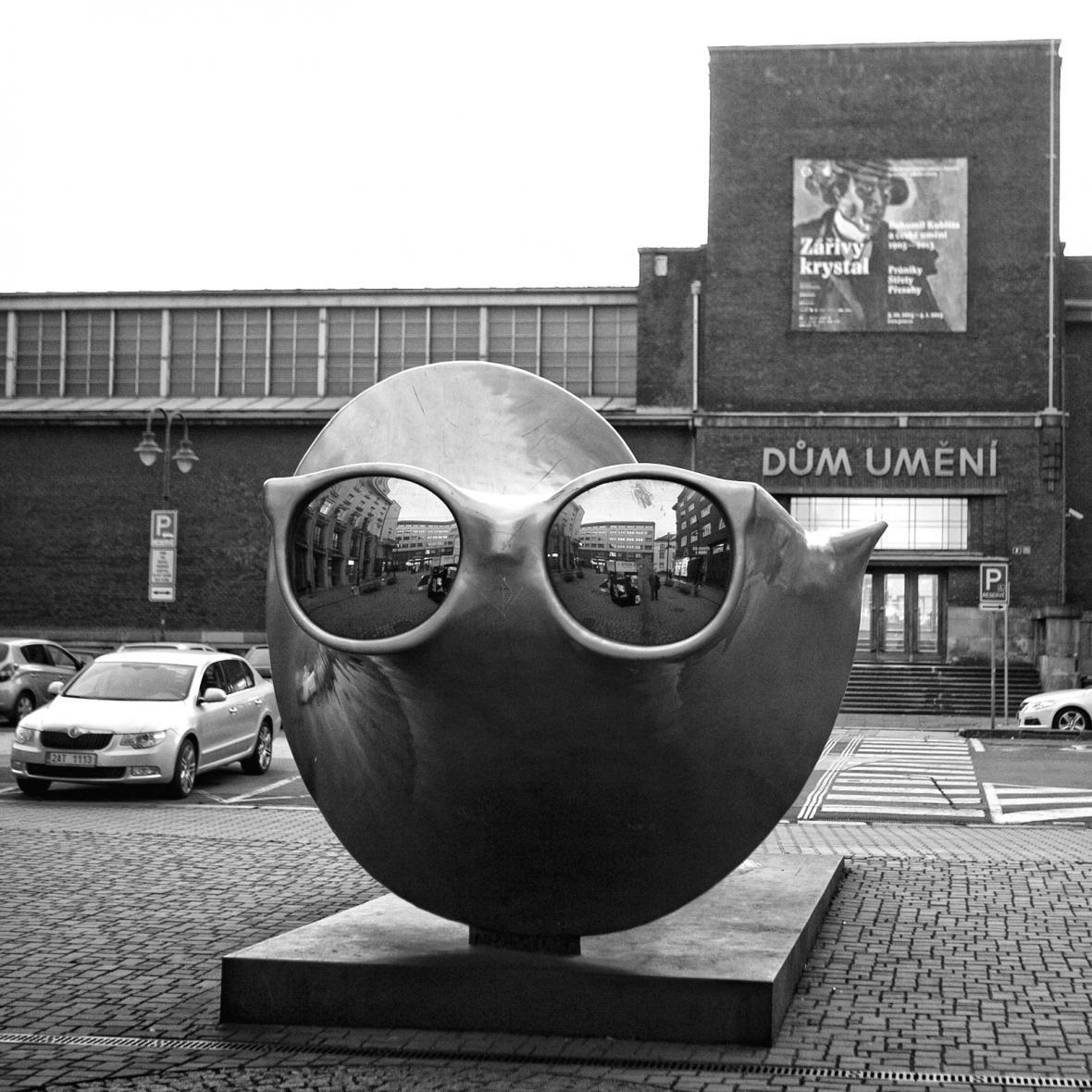 Dům umění - Ostrava dnes