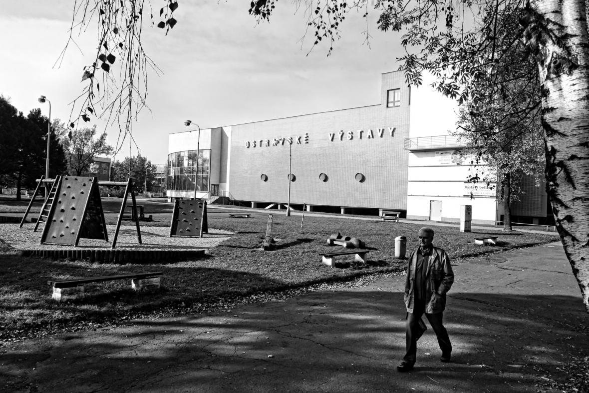 Výstaviště Černá louka - Ostrava dnes