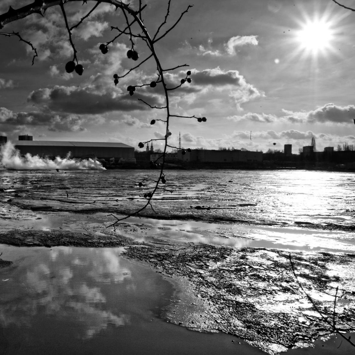 Ropné laguny - Ostrava dnes