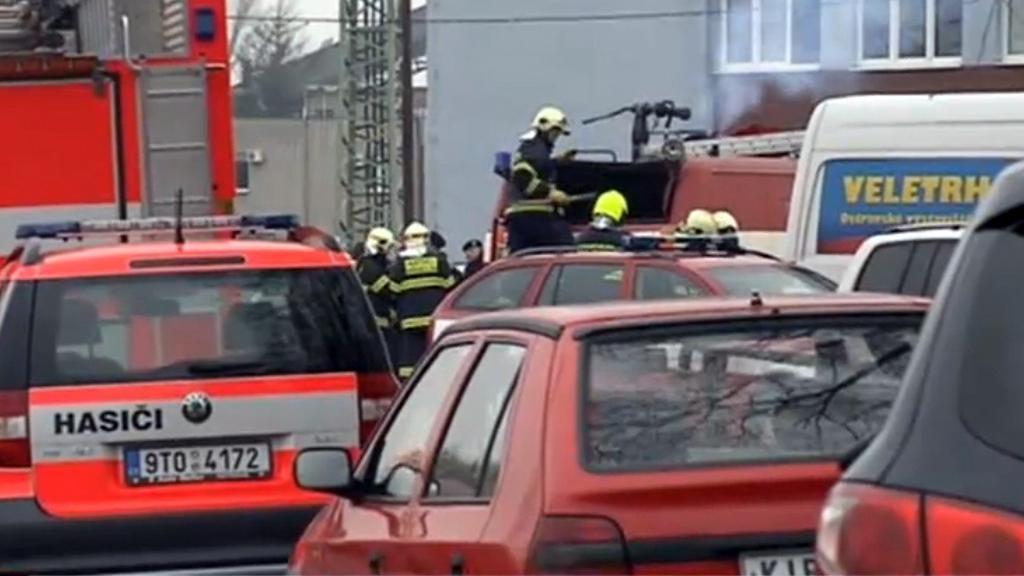 Výbuch v Paskově. 7 lidí je raněných