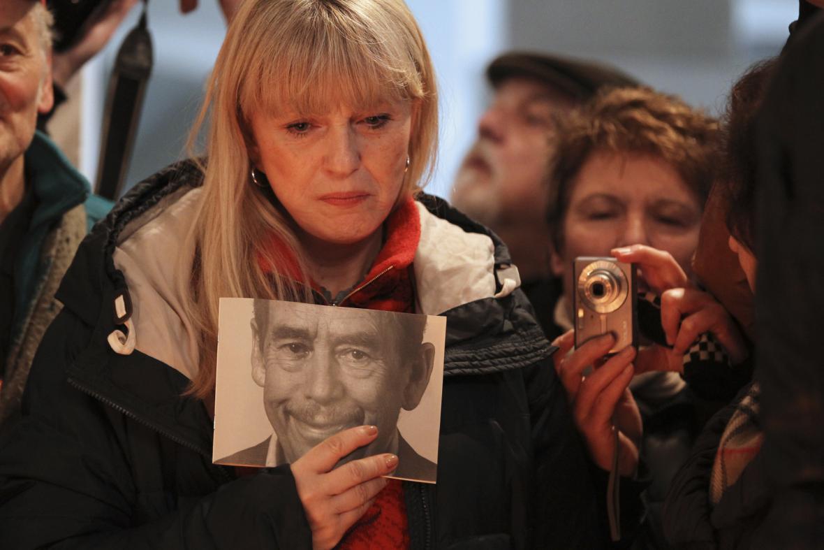 25. výročí 17. listopadu, Praha