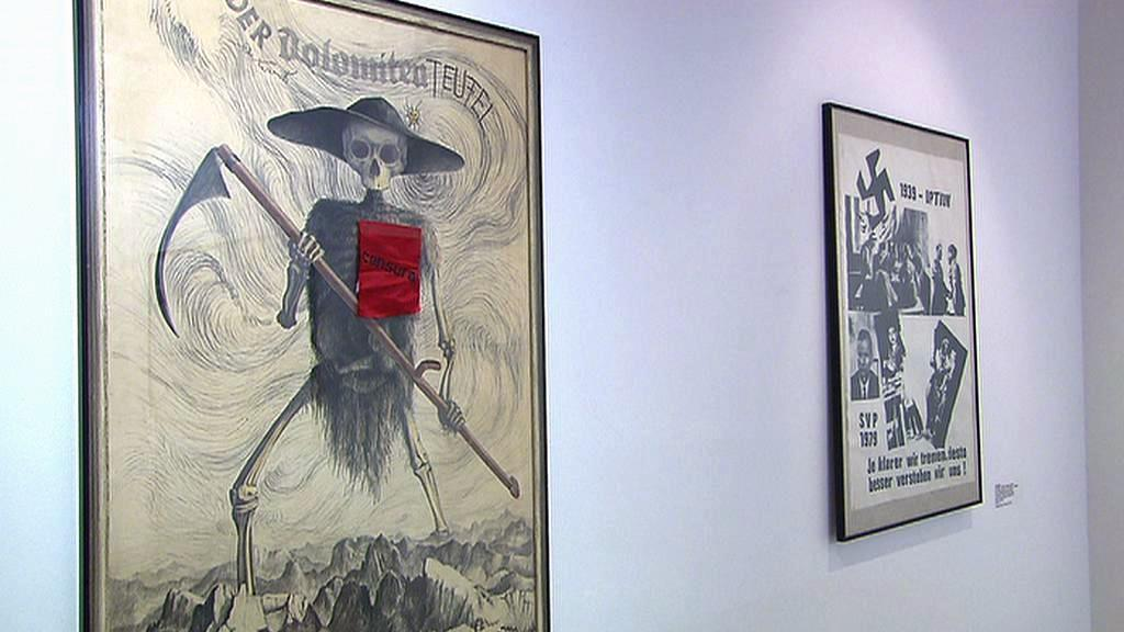 Z výstavy Mody demokracie