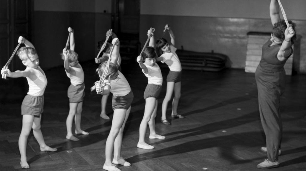 Tělesná výchova v 60. letech