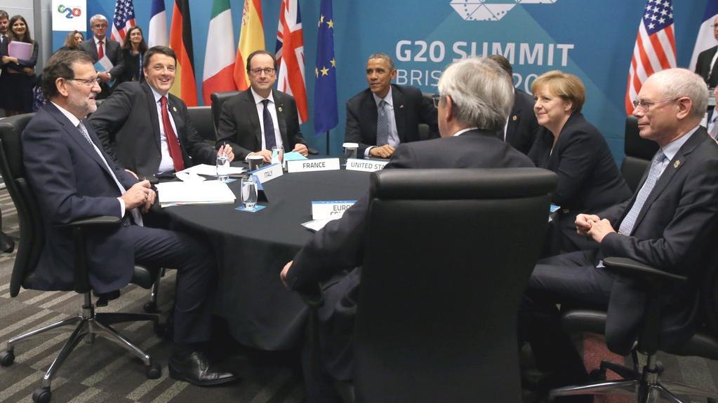 Summit G20 v Brisbane