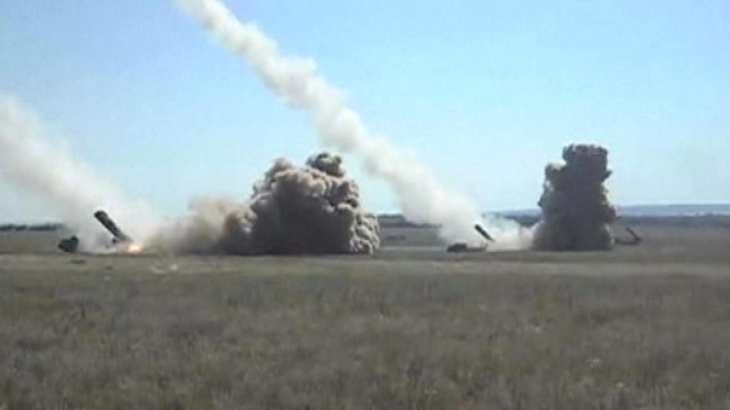 Boje na Ukrajině pokračují