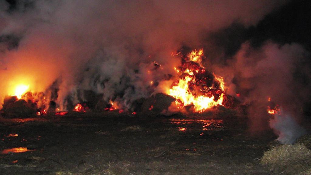 Požár ve Všelibech