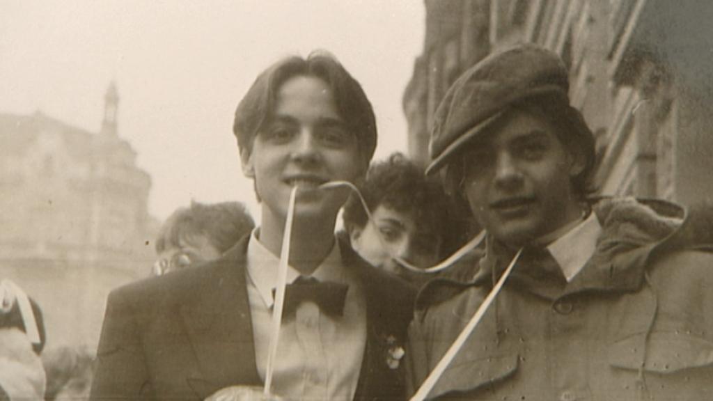 David Kabzan na archivní fotografii