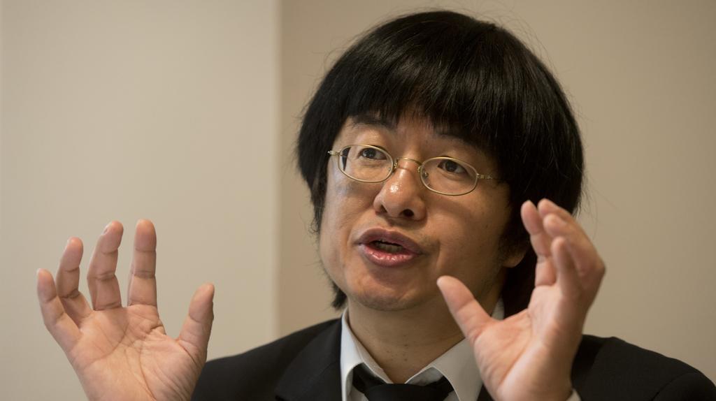 Aktivista Ťiang Šao