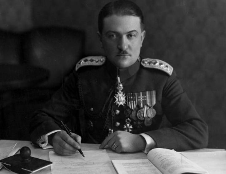 Gen. Eliáš byl uvězněn na Pankráci