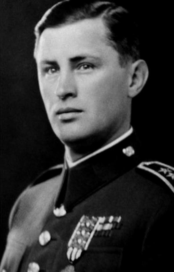 Pplk. Josef Mašín byl vězněn na Pankráci