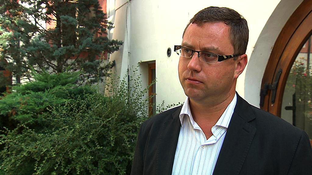Nejvšší státní zástupce Pavel Zeman