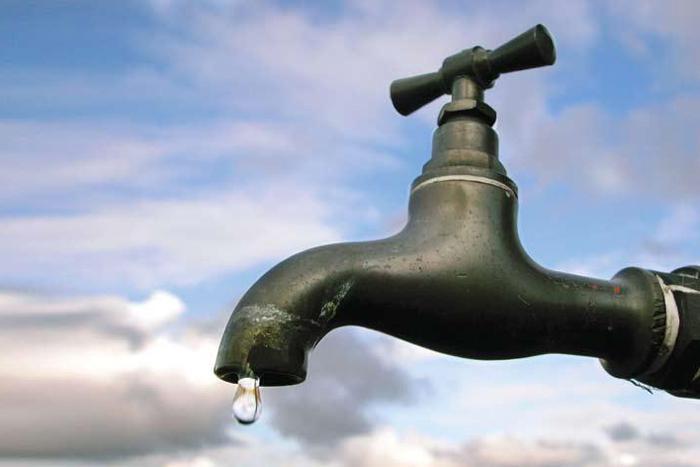 Nedostatek vody