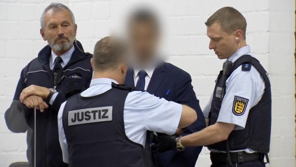 Odsouzený člen al-Káidy