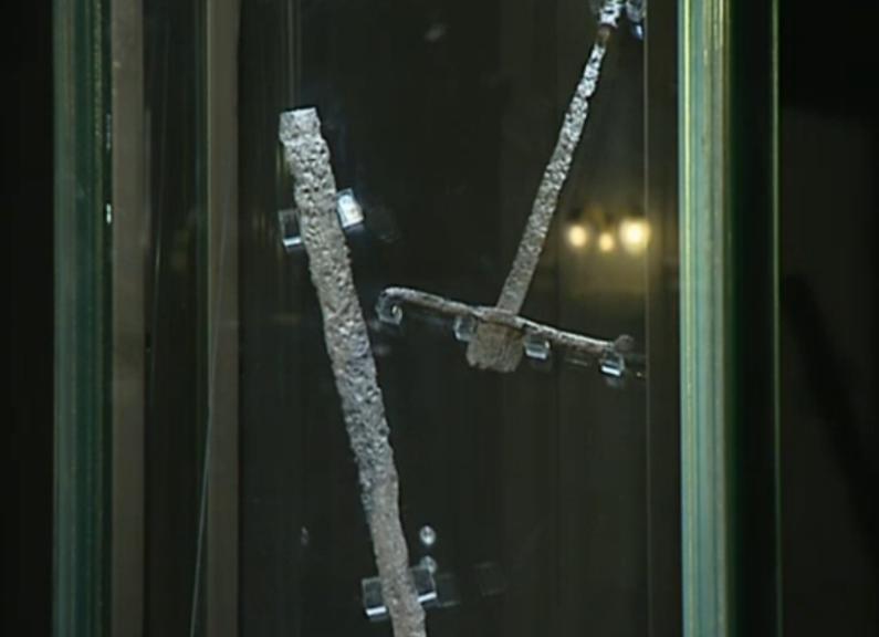 Zlomený meč Valentina Hrbatého