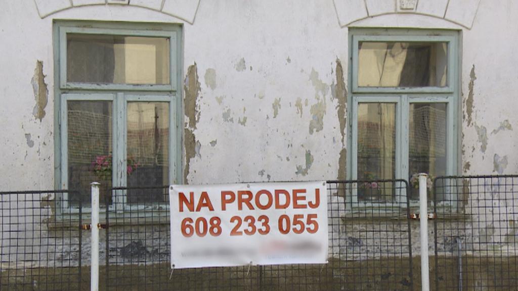Dům na prodej v obci Chřenovice