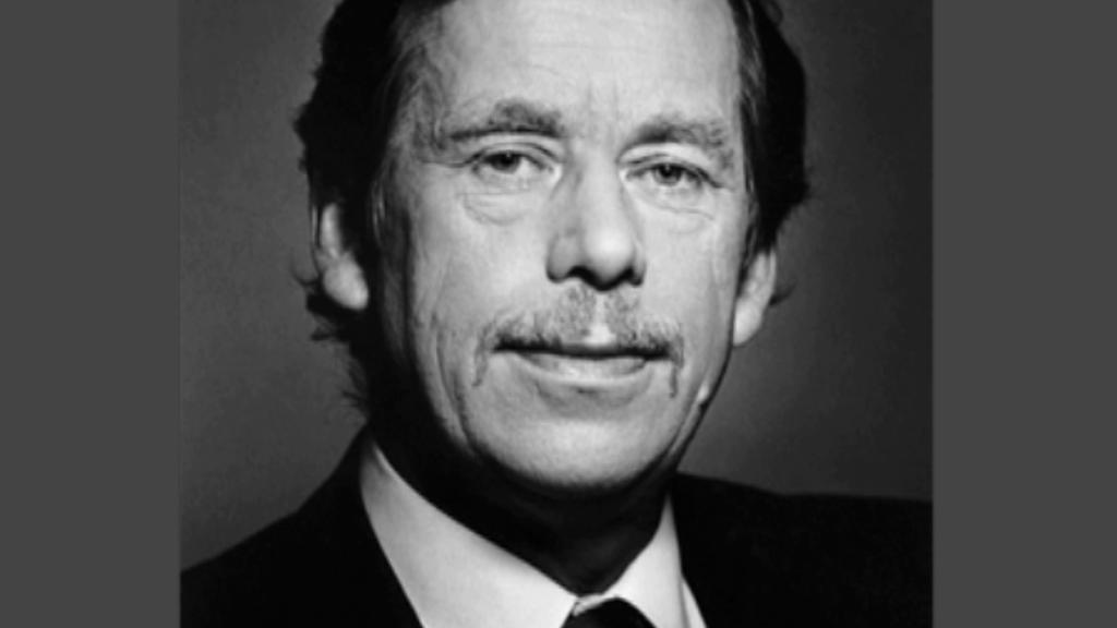 Oficiální portrét Václava Havla