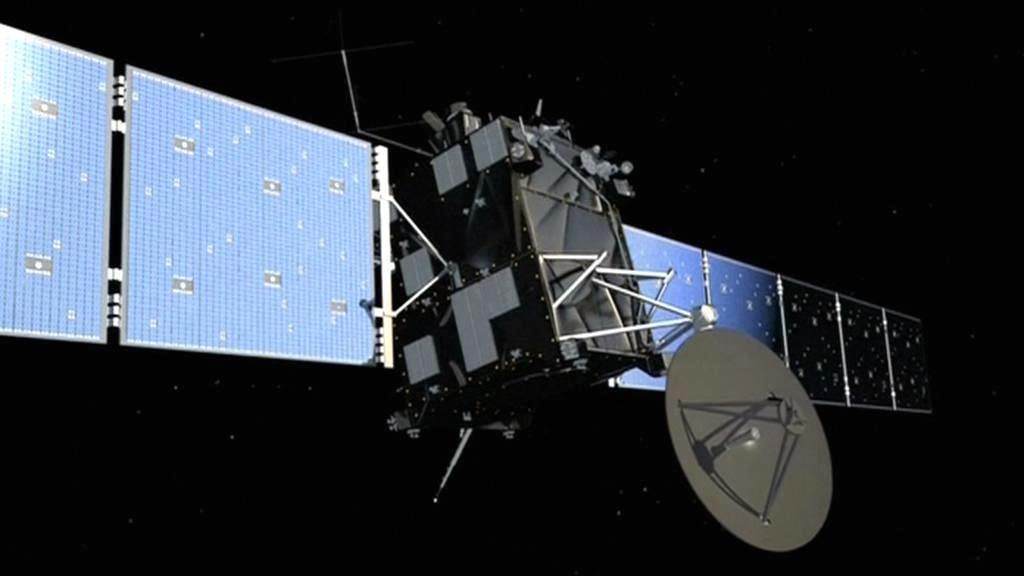 Evropská sonda Rosetta