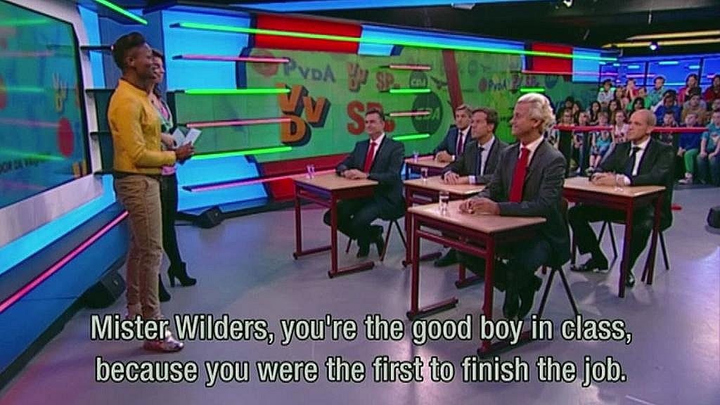 Dětské zprávy nizozemské televize