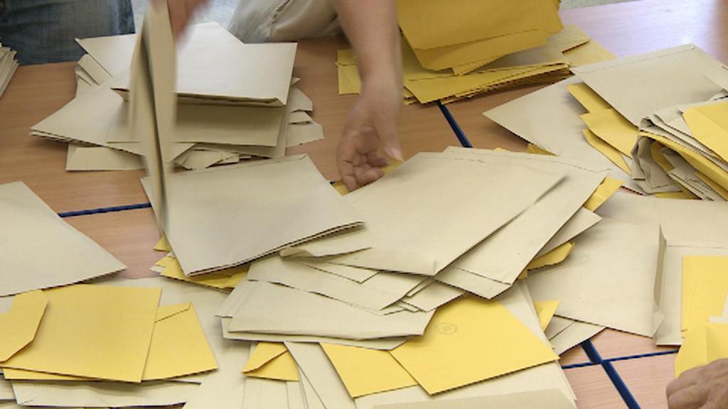 Počítání volebních hlasů