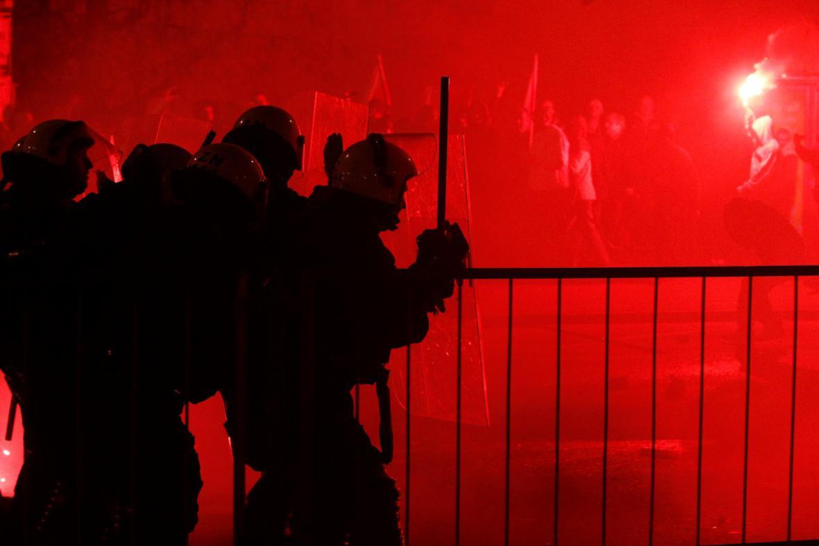 K polskému Dni nezávislosti patří i ozbrojené potyčky