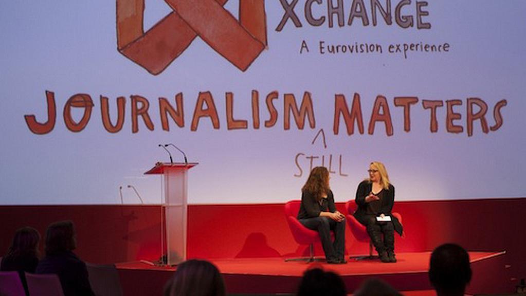 Konference NewsXchange hledá nové výzvy veřejnoprávního zpravodajství