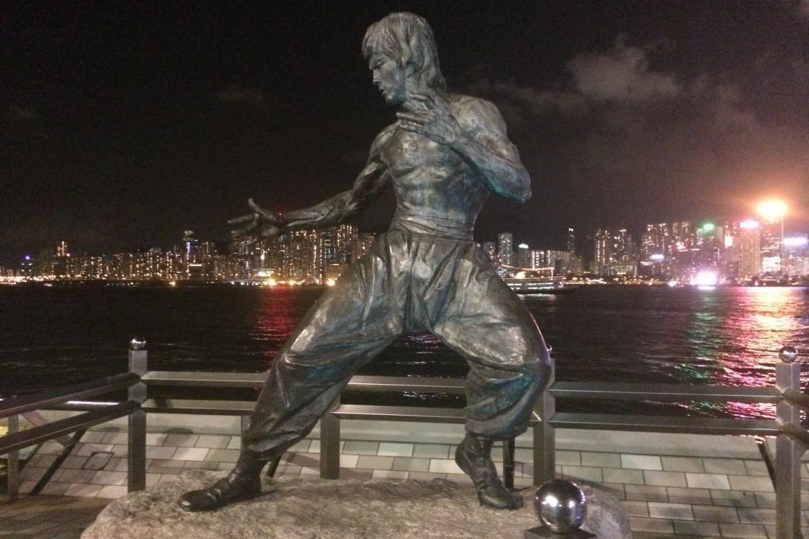 Bruce Lee je dodnes legendou akčních filmů
