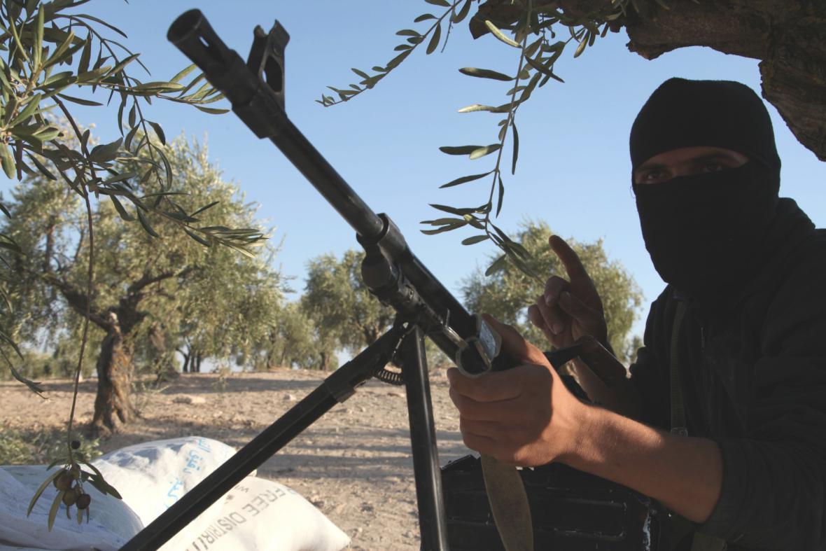 Bojovník na Blízkém východě