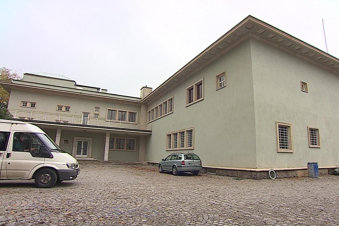 Vila Stiassni po rekonstrukci